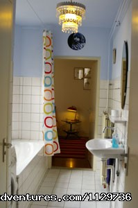 Your bathroom. - At Home Away From Home, guest house in city centre
