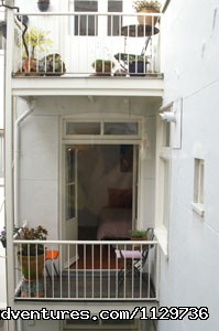 Your balcony. (#4 of 8) - At Home Away From Home, guest house in city centre