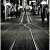 Leidsestreet by night