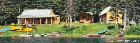 Accommodation - Guided Big Game Hunts in BC