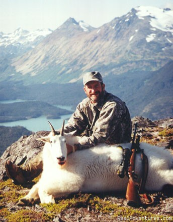 The Goat Hunt (#3 of 4) - Guided Big Game Hunts in BC