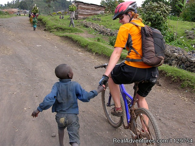 Friendship - Kenya and Tanzania Adventurous African Cycle Tour