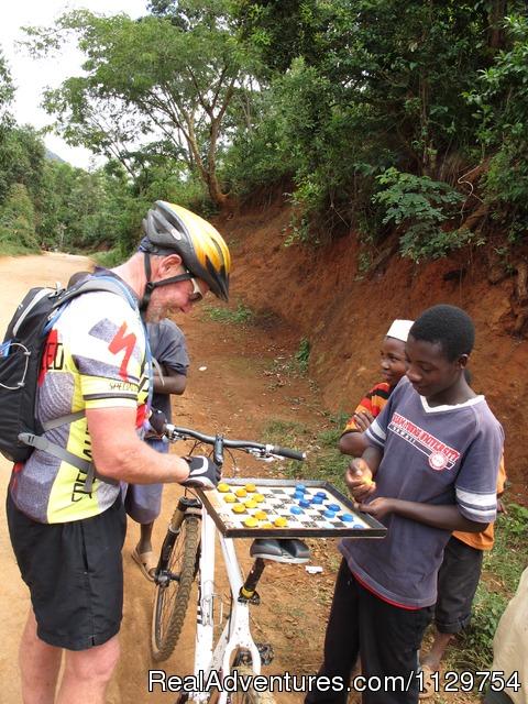Campfire (#13 of 17) - Kenya and Tanzania Adventurous Cycle Tour