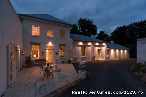Night Lights - historic luxury  Woodbridge, Tasmania, Australia