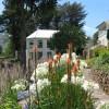 The gardens at Woodbridge