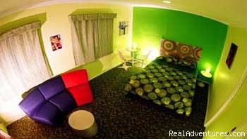 Room - Hollywood's Coolest Hostel!