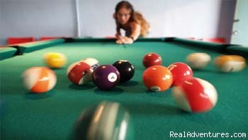 Billiards (#4 of 4) - Hollywood's Coolest Hostel!