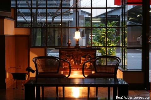 lounge - Petit Hotel Kyoto