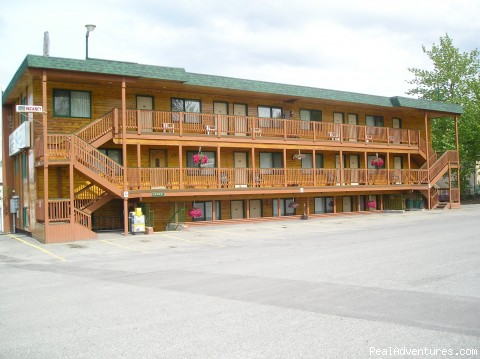 Clean, quiet, & comfortable lodging Eagle River , Alaska Hotels & Resorts