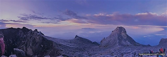 Mt Kinabalu (#5 of 5) - 4D 3N - Island Hopping + Poring + Rumah Terbalik