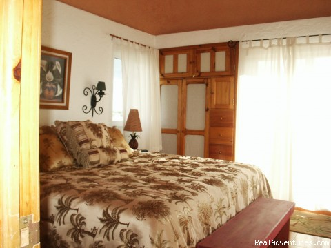 Master bedroom! - Cozumel Condo Vacation Rental Costa Azul