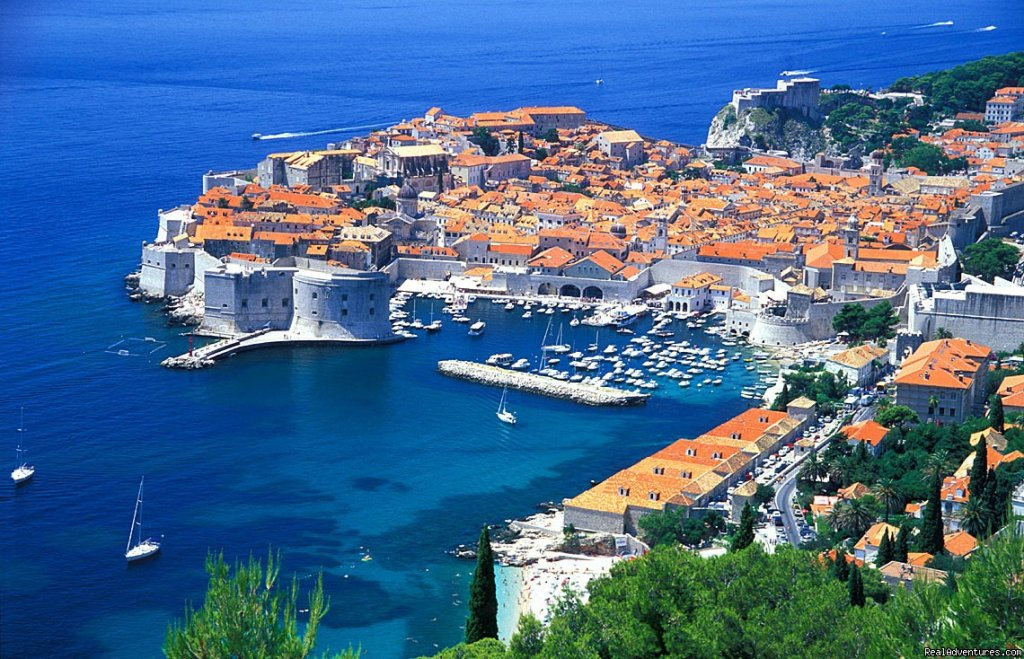 Dubrovnik escape - walking & trekking holidays. Dubrovnik, Croatia Hiking & Trekking