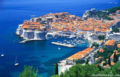 Dubrovnik escape - walking & trekking holidays.