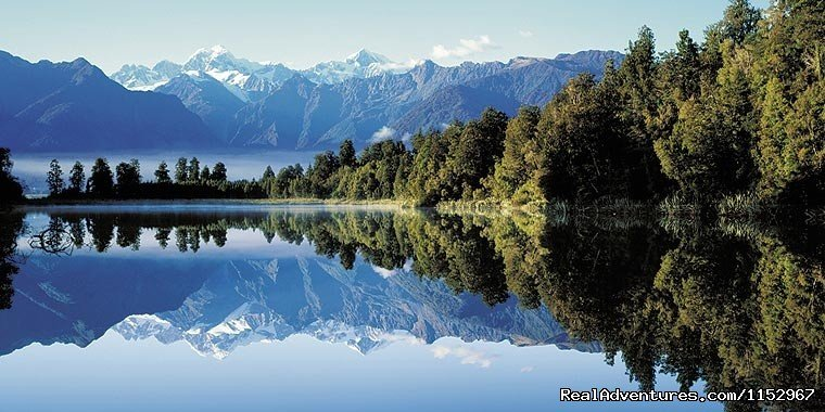 Mountains and lakes on the West Coast NZ | Image #2/2 | West Coast Travel & Accommodation Bookings