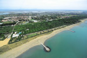 Mobile Homes, Bungalows, Chalets available Campgrounds & RV Parks Venice, Italy