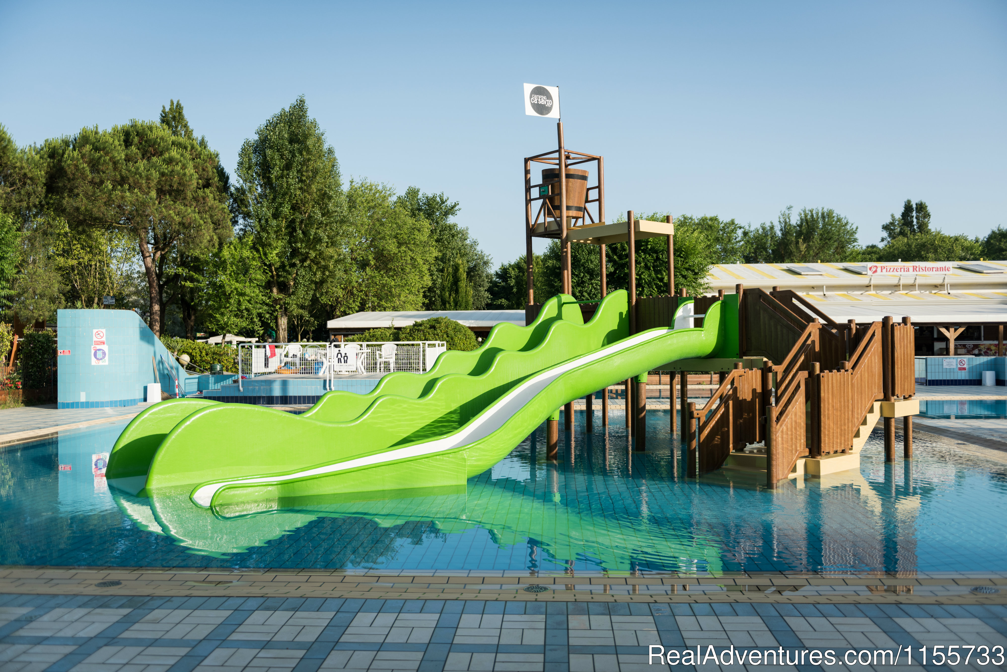 Camping Ca'Savio - Swimming pool