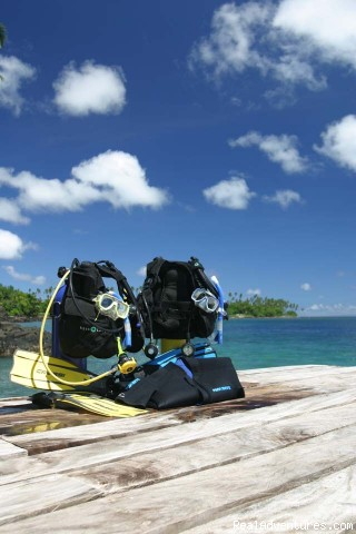 Dive In Paradise with Pro Dive Taveuni: