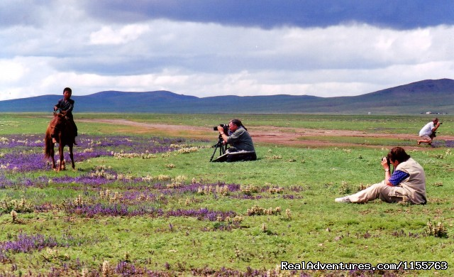 A Photographer (#8 of 25) - Discover Gobi desert with Idre's tour in Mongolia.
