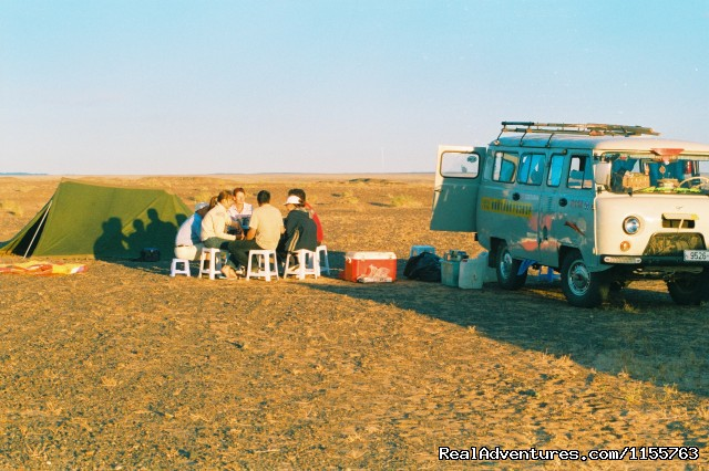 Camping (#19 of 25) - Discover Gobi desert with Idre's tour in Mongolia.