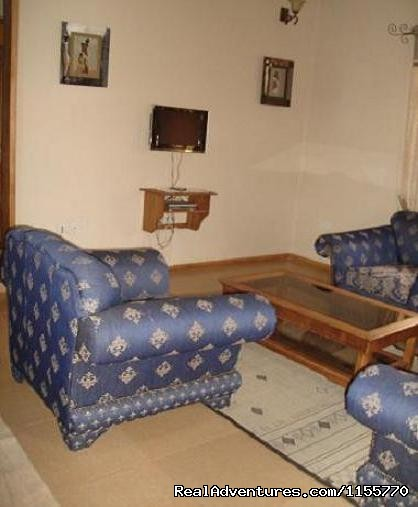 Milimani Self Catering Cottages Lounge