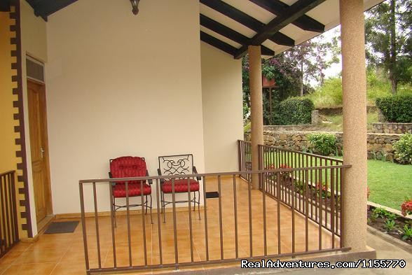 Verandah - Milimani Self Catering Cottages