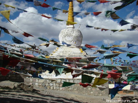 Kunzum La Spiti Himachal Pradesh.4551 m - Himalaya High Adventures-escorted & self guided