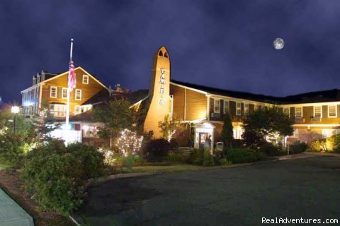 New England Seacoast Getaway: Romantic Evening al Lamie's Inn