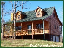 North Georgia Mountain Cabin Rentals in Blue Ridge