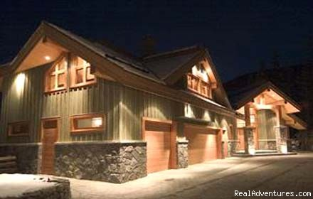 Aloha Whistler Accommodations: One of Our Executive Home