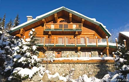 Ski-in-Ski-out Chalet - Aloha Whistler Accommodations