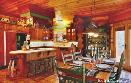 What a Beautiful Kitchen - Aloha Whistler Accommodations