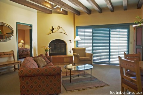 Luxurious accomodations at Starr Pass - El Tour de Tucson Bike Race Package