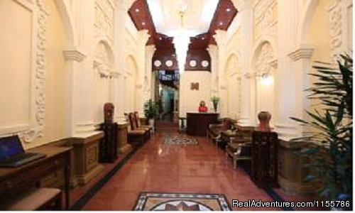 Posh's Lobby - Posh Hotel - Great  3 Hotel in Hanoi Old Quarter