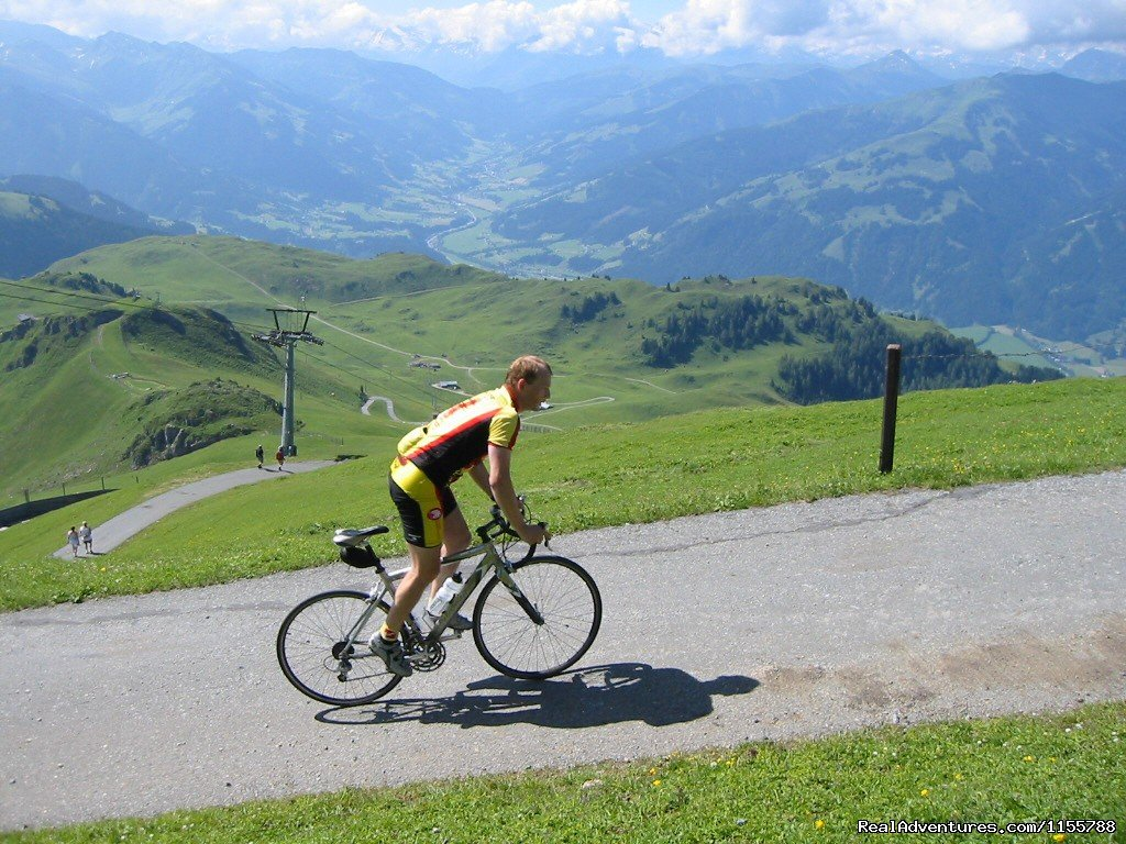 Road Cycle Tour Alps | Image #4/11 | Cycling and walking holidays in Europe