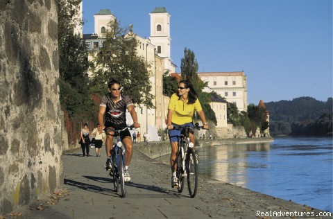 Cycling and walking holidays in Europe Bike Tours Strobl / Salzburg, Austria