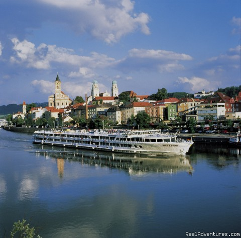 Cycle and Cruise on the Danube - Cycling and walking holidays in Europe