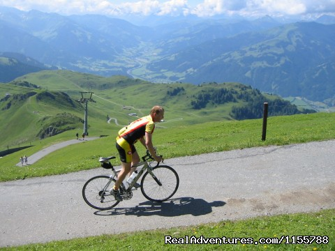 Road Cycle Tour Alps - Cycling and walking holidays in Europe