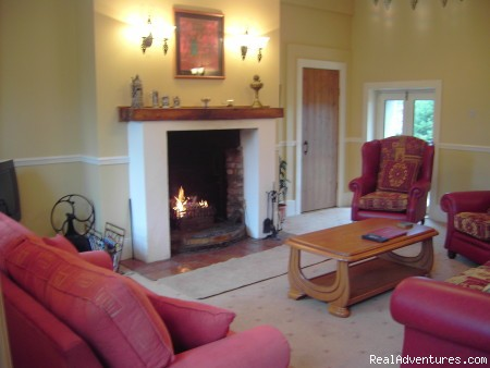 Lounge - Luxury Castleoliver Coach House