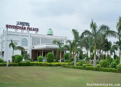 Peaceful Weekand At Hotel Goverdhan Palace