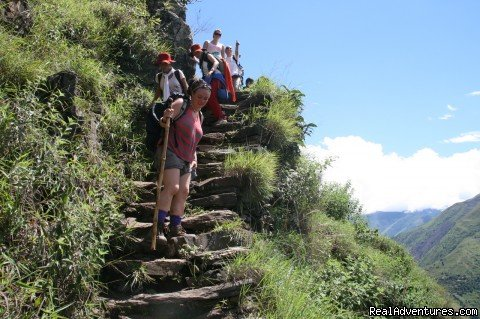 TREKKING TOURS IN PERU | Image #2/3 | Peru Adventure Tours