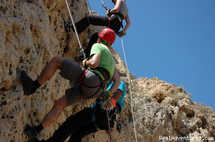 Climbing and abseiling - Poland
