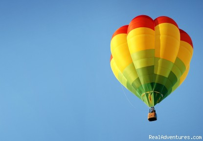 Hot air ballon flights - Poland