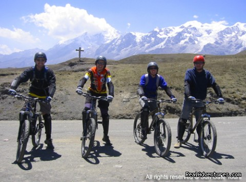 Sun Gate Tours: Mountain Biking in Maras and Moray area