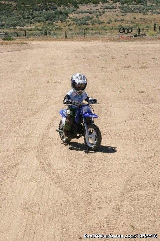 3 year old student, Rider Training Center, Ca. | Image #20/22 | MotoVentures Dirt Bike Training, Rides and Trials