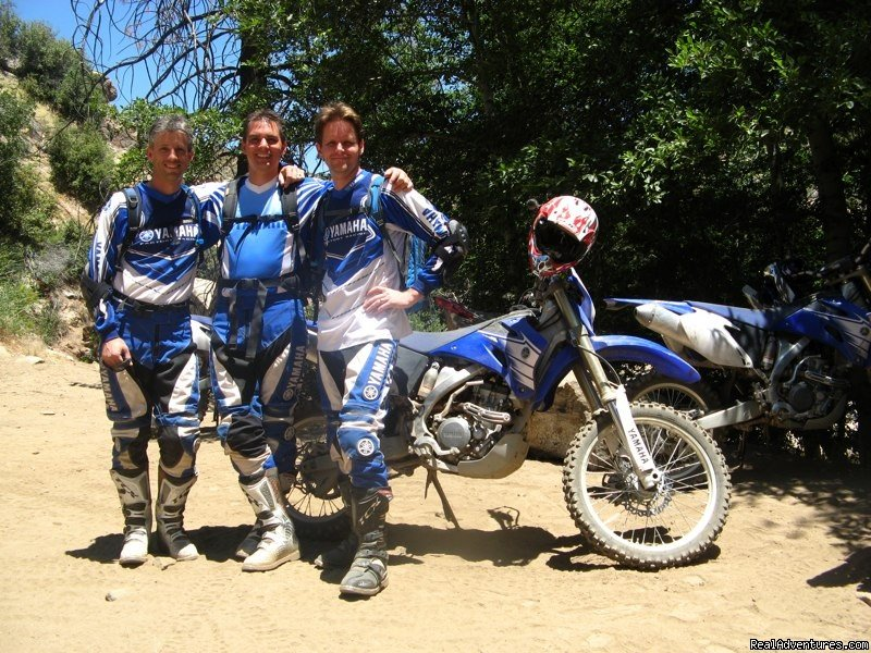 Big Bear, Ca. | Image #19/22 | MotoVentures Dirt Bike Training, Rides and Trials