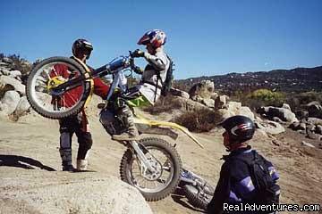 Trials Bike Training, Rider Training Center, Ca. (#24 of 26) - MotoVentures Dirt Bike Training, Rides and Trials