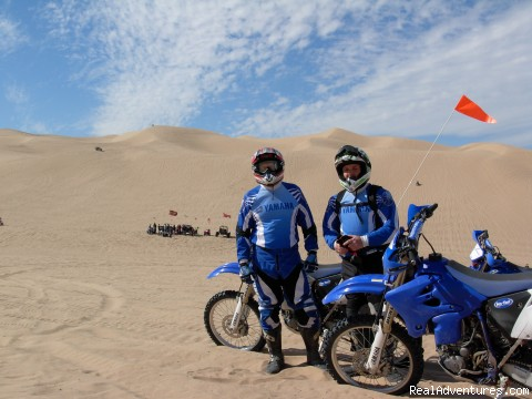 Glamis Dunes, Ca. (#18 of 26) - MotoVentures Dirt Bike Training, Rides and Trials