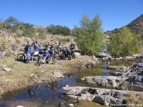 Arizona (#11 of 26) - MotoVentures Dirt Bike Training, Rides and Trials