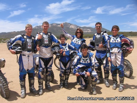 MotoVentures Dirt Bike Training, Rides and Trials