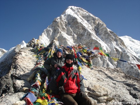 Nepal Everest Base Camp Trekking: Nepal Everest Base Camp and Kalapathar Trekking
